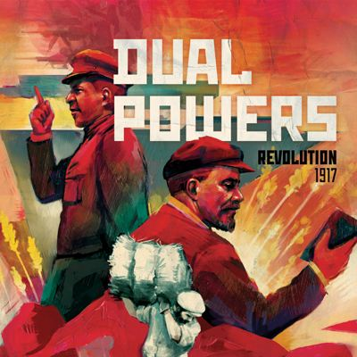 Dual Powers MeepleFoundry Project
