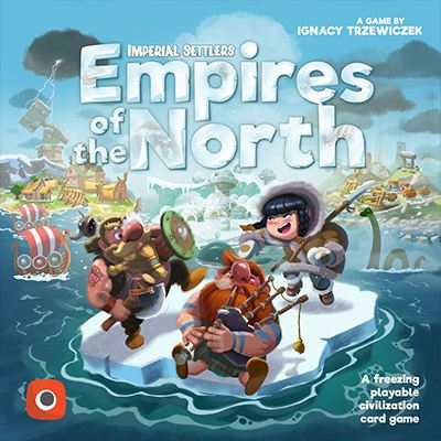 Colonos del Imperio Imperios del Norte Meeple Foundry